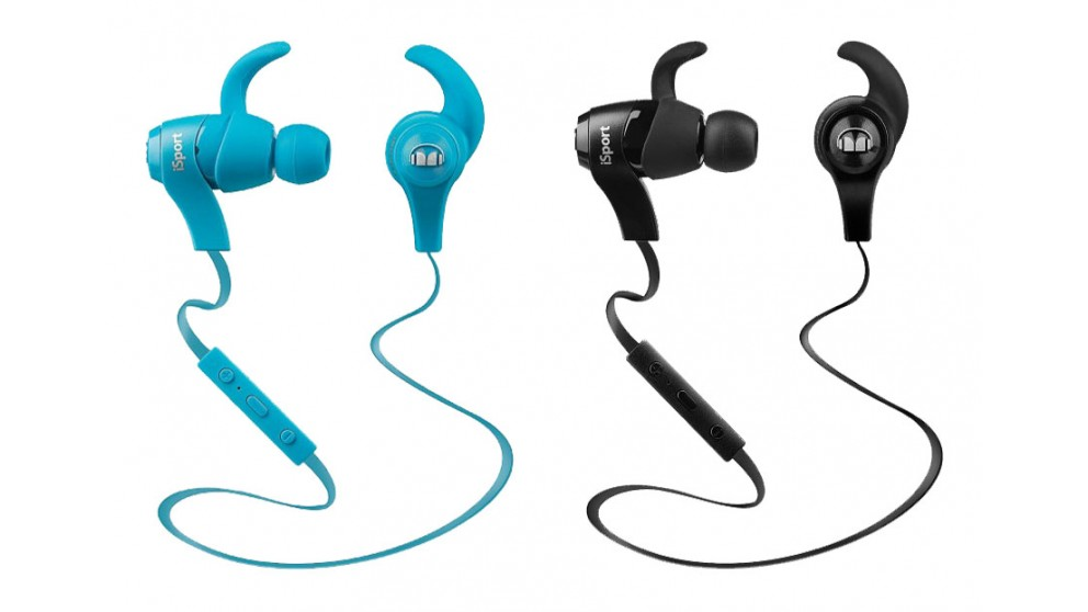 Monster iSport Wireless In-Ear Headphones