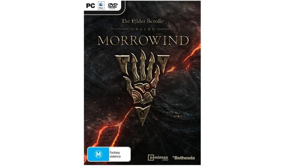 Cheap Elder Scrolls Online: Morrowind - PC | Harvey Norman AU