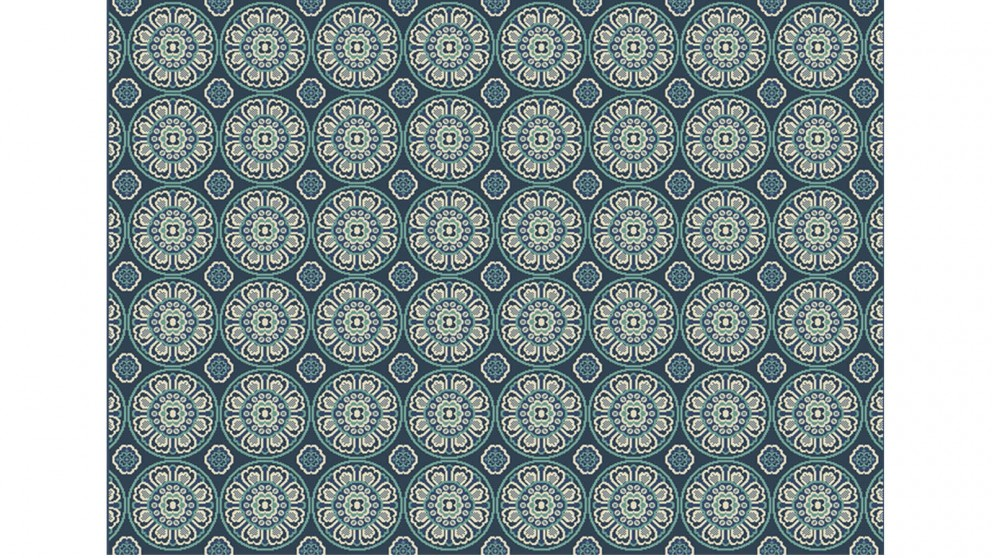 Mosaic 19251/699 Medium Rug