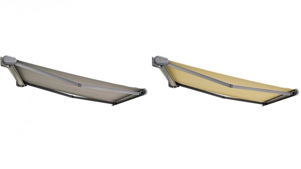 Serrano Retractable 4.0m x 3.0m Folding Arm Awning Heavy Duty Full Cassette Motorised