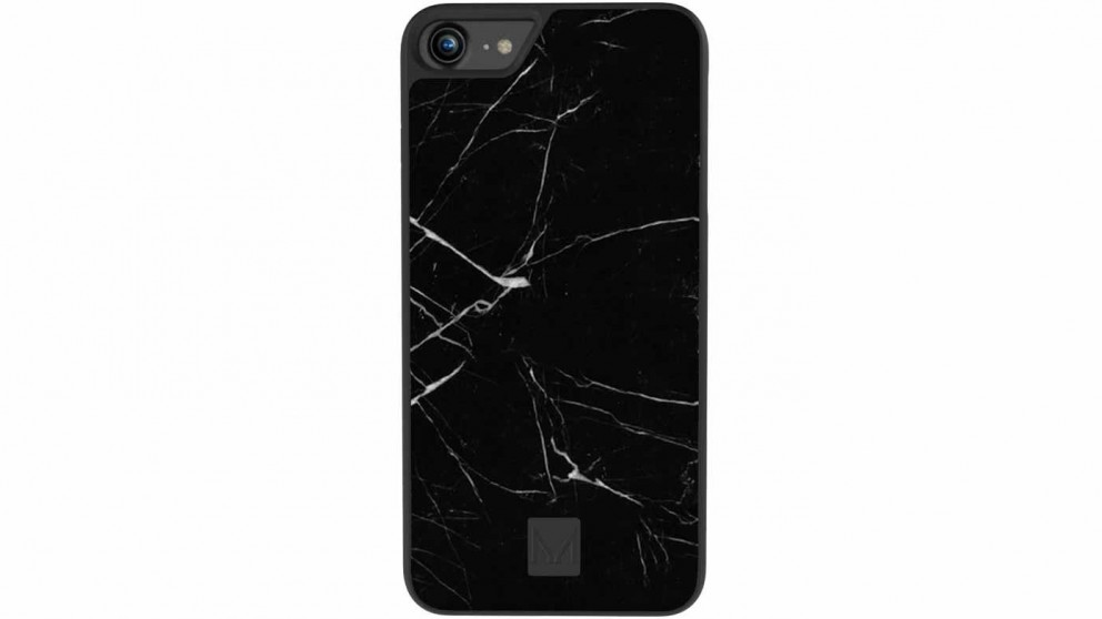 online store 9baf9 0fdb8 Moyork Stone Marble Case for iPhone 7 Plus - Black