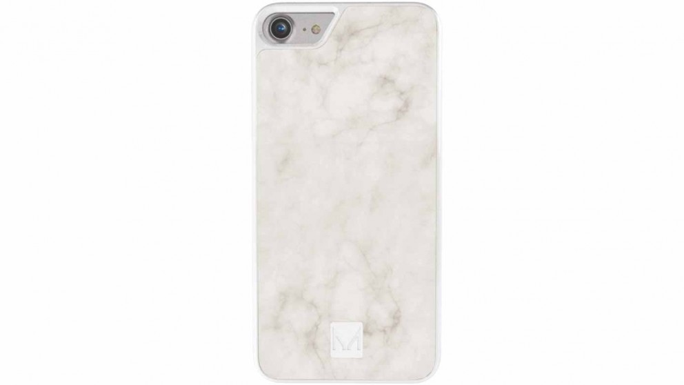 Moyork Stone Marble Case for iPhone 7 Plus - White