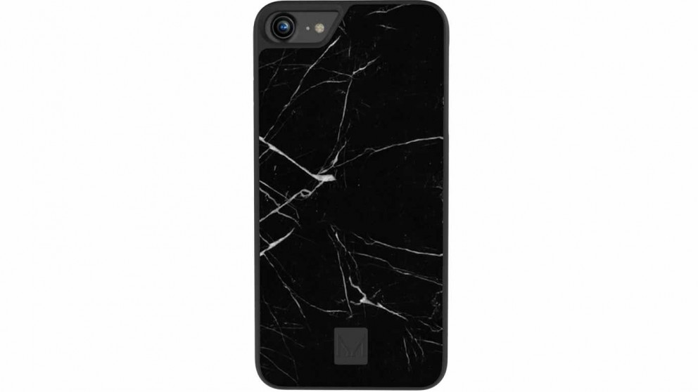 Moyork Stone Marble Case for iPhone7 - Black