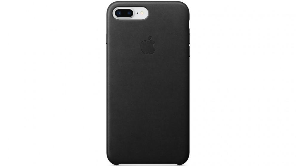 9d8428e33c30 Buy Apple iPhone 8Plus 7 Plus Leather Case - Black