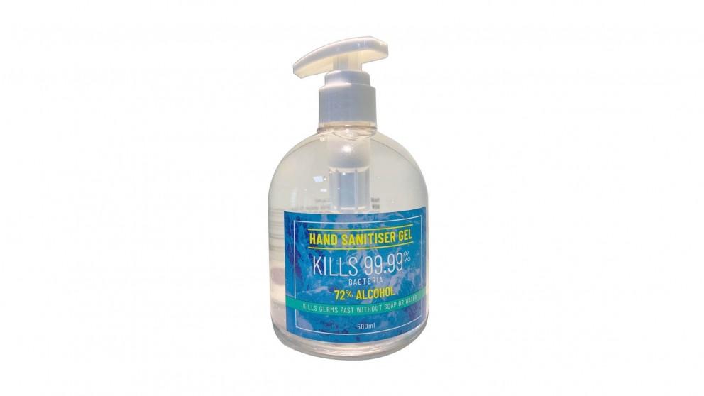 Hand Sanitiser 500ml - 1 Pack