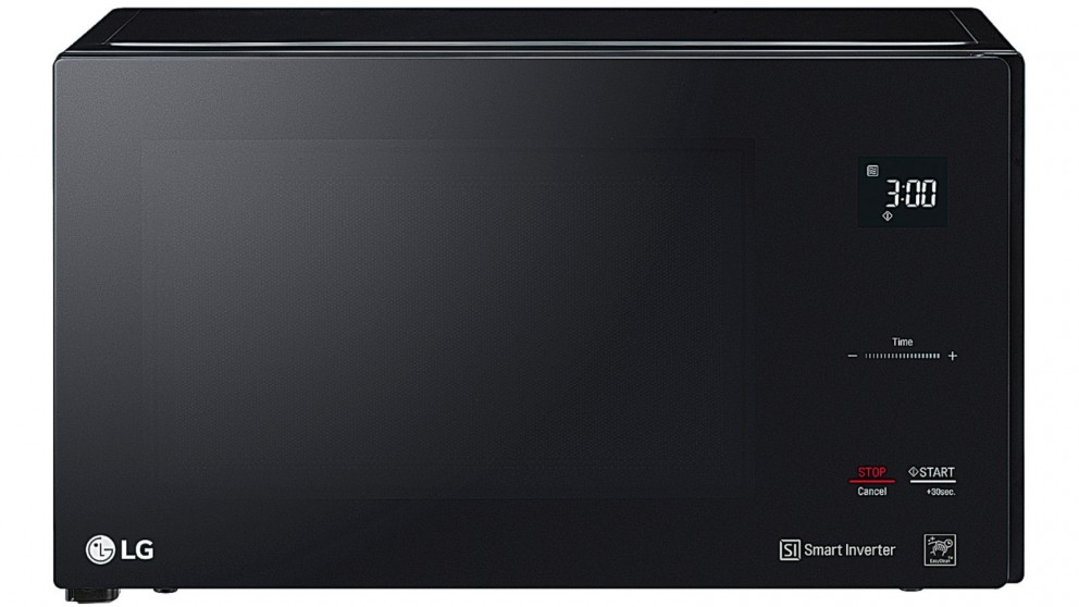 LG NeoChef Smart Inverter 25L Microwave Oven - Black