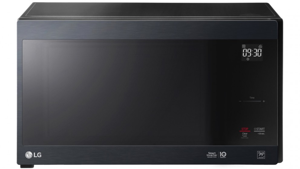 LG NeoChef 42L Smart Inverter Microwave Oven - Matte Black