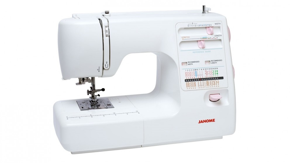 Buy Janome MS5027LE Mechanical Sewing Machine | Harvey ...