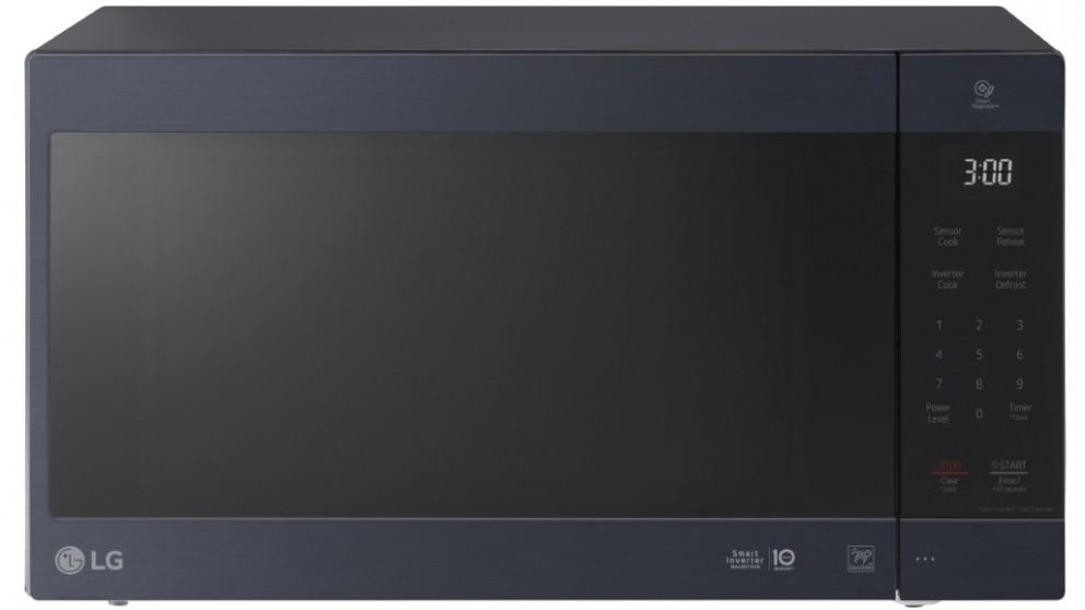 LG NeoChef 56L Smart Inverter Microwave Oven - Matte Black