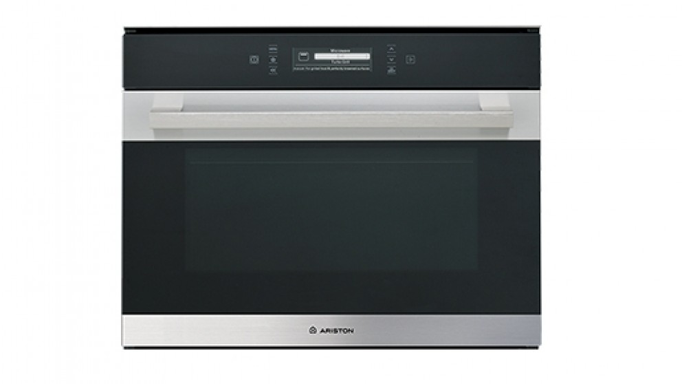 Ariston 450mm  Stainless Steel Bulit in Combination Steam Oven