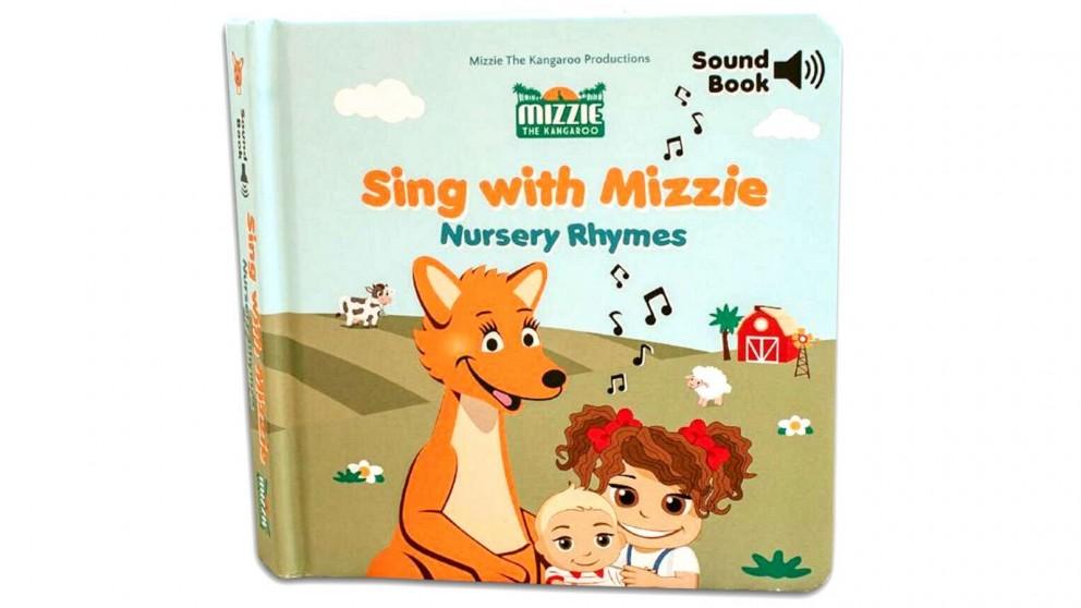 Mizzie The Kangaroo Sound Book - Sing with Mizzie