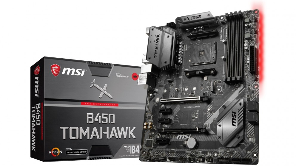 MSI B450 Tomahawk Motherboard