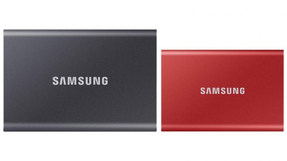 Samsung T7 USB 3.2 500GB Portable SSD