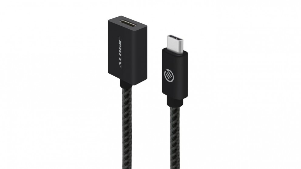 Alogic 1m USB 3.1 USB-C to USB-C Extension Cable