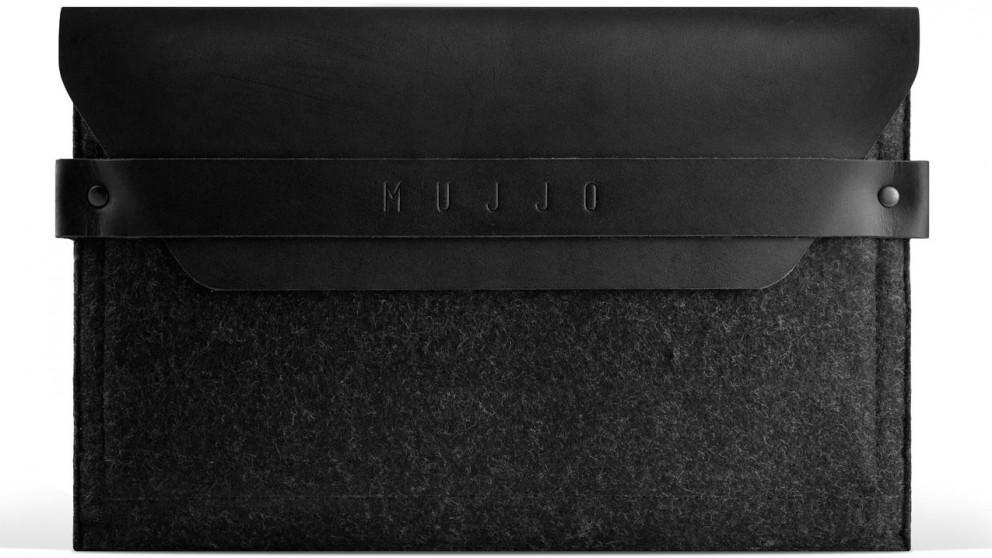 Mujjo Envelope Sleeve for iPad Mini - Black