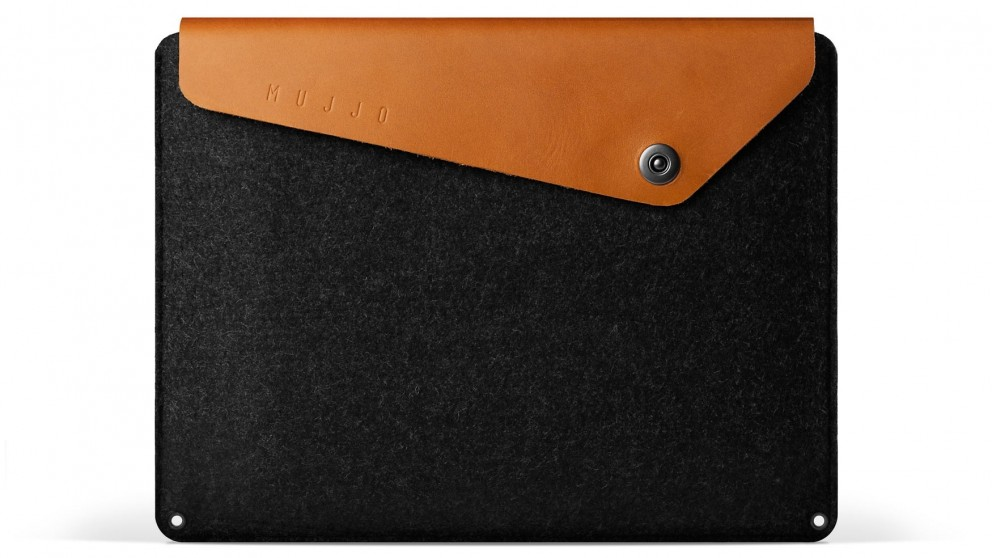 "Mujjo Sleeve for 13"" Macbook Pro - Tan"