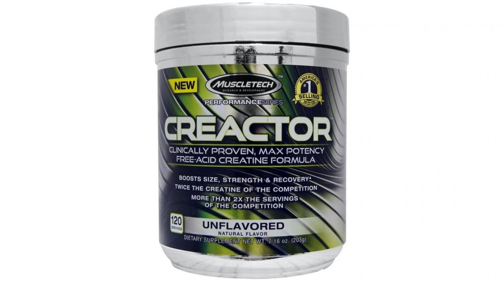 Muscletech Creator Unflavoured - 203g