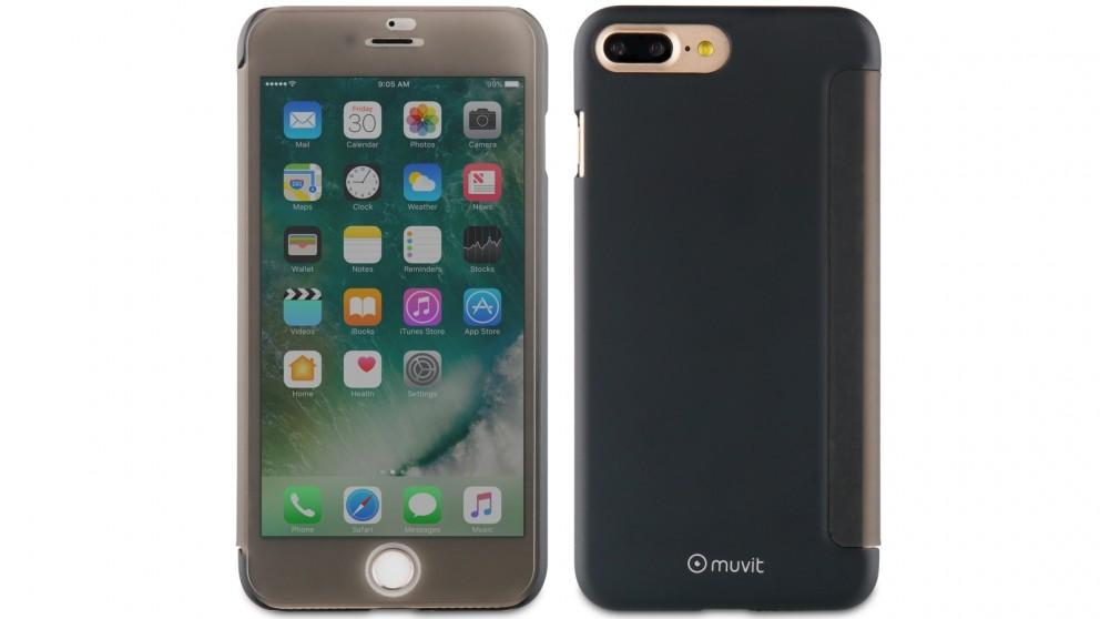 Muvit Folio Touch Case for iPhone 8 Plus