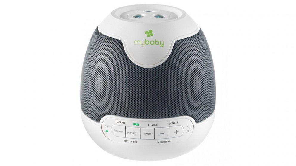Homedics My Baby Sound Spa Lullaby Projector