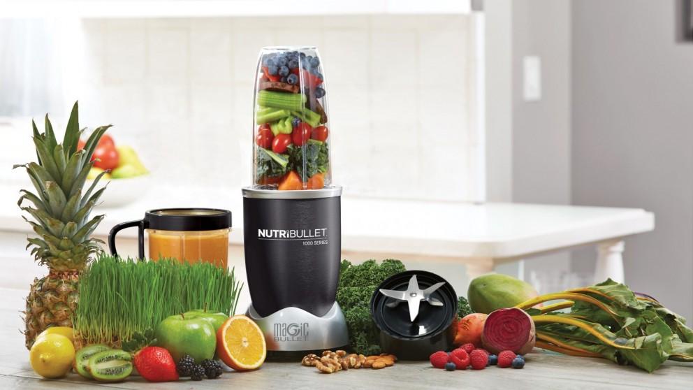 Buy Nutribullet 1000w 9 Piece Set Nutrient Extractor