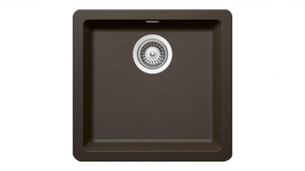 Schock Soho Single Bowl Sink - Bronze