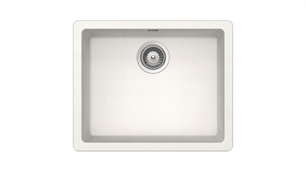 Schock Soho Single Bowl Sink - White