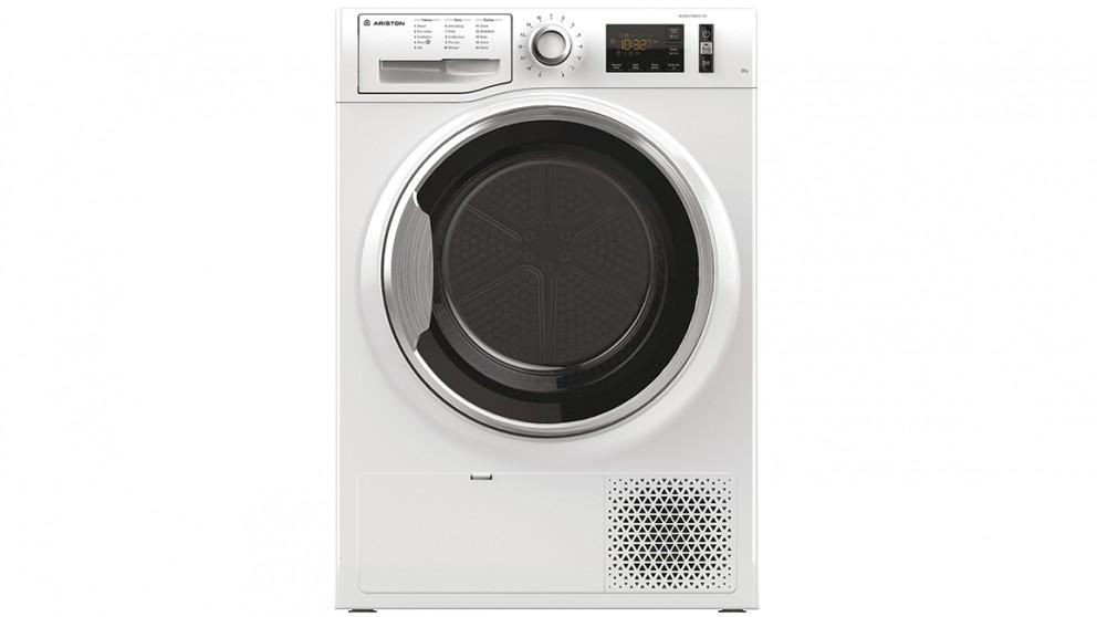 Ariston 8kg Heat Pump Dryer with Woolmark Care