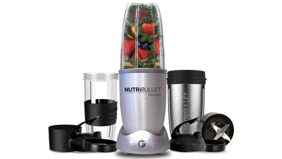NutriBullet 1200W 12-Piece Set Nutrient Blender