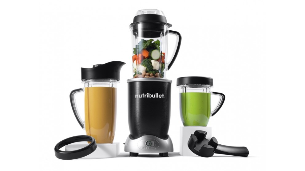 NutriBullet Blender 1700W RX Nutrient Extractor