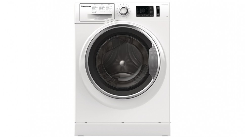 Ariston 8kg Front Load Washing Machine with Steam Assist