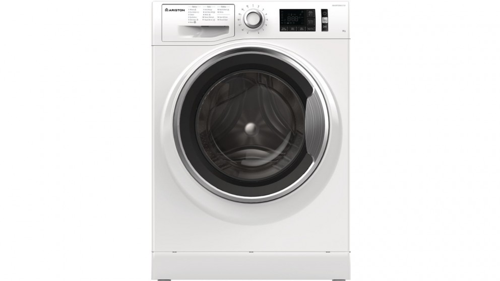 Ariston 9kg Front Load Washing Machine with Steam Assist