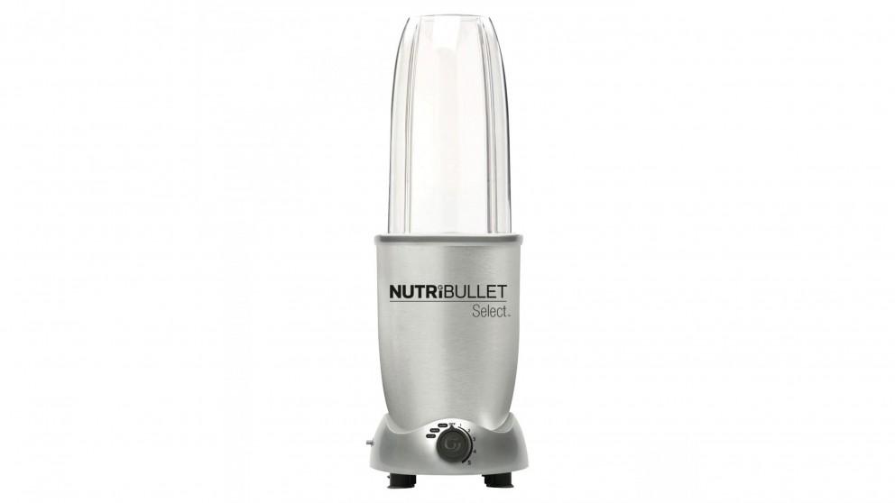 NutriBullet Select 10-Piece Set Nutrient Blender
