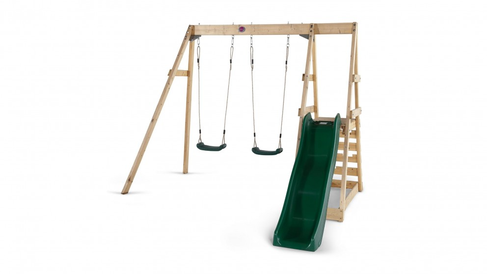 Plum Tamarin Wooden Play Centre