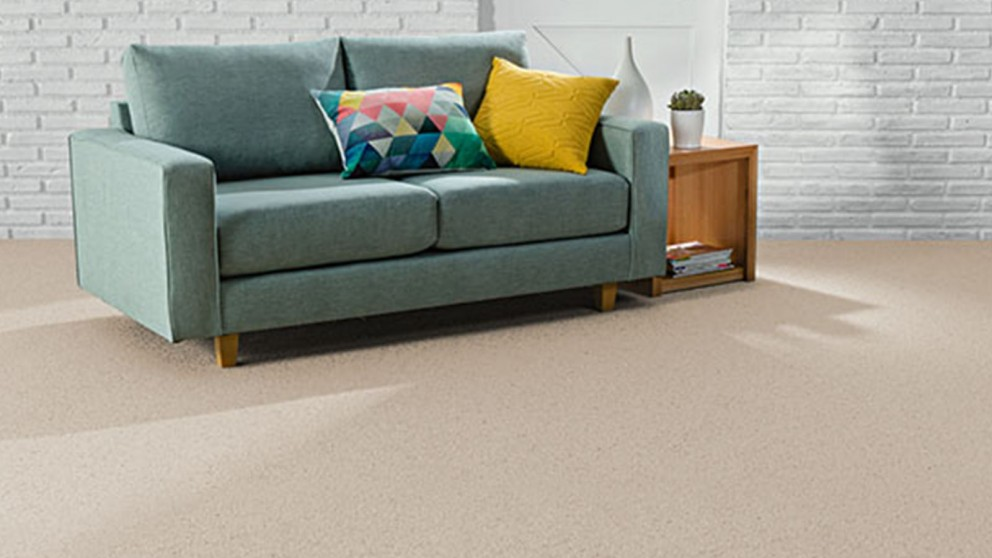 Naturally Smart Textured Refined Carpet Flooring