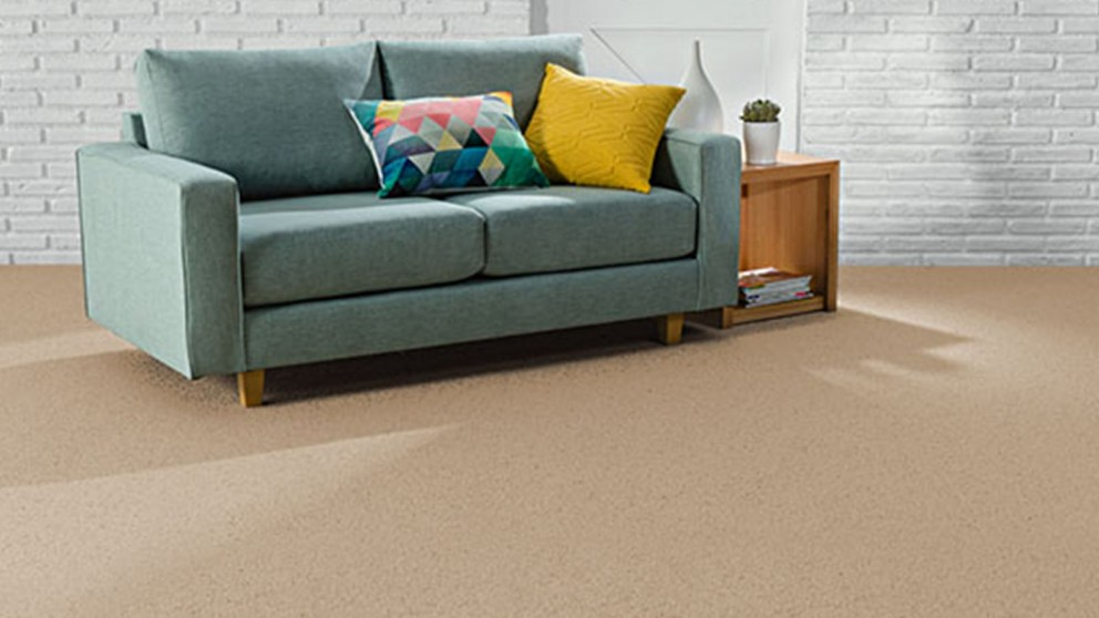 Naturally Smart Textured Salvia Carpet Flooring