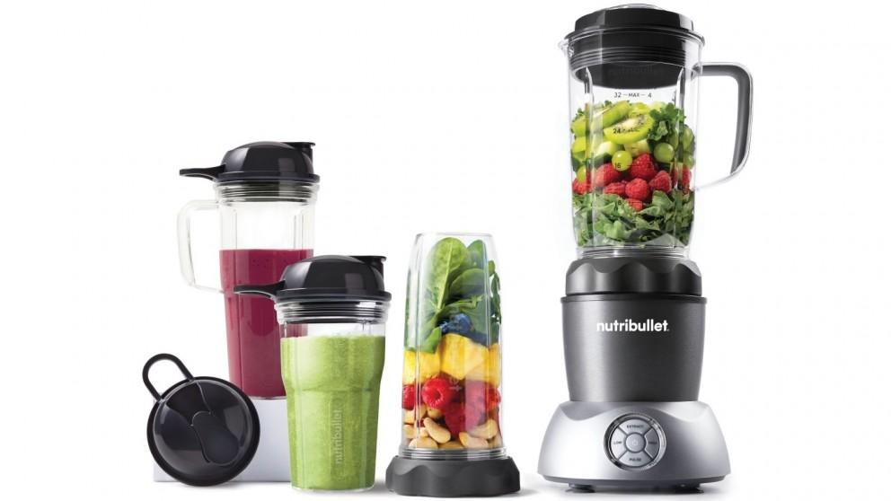 NutriBullet Blender 1200W Select Nutrient Extractor