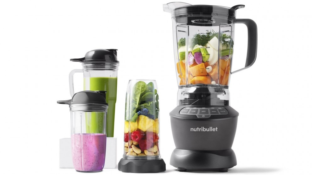 Nutribullet Blender Combo 1200W Nutrient Extractor