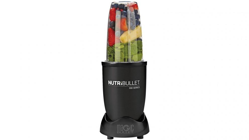 NutriBullet Pro 900W 5-Piece Set Nutrient Extractor - Black