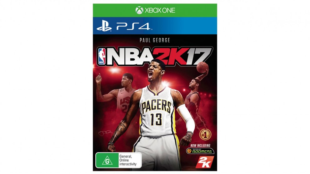 NBA 2K17 - Available on Xbox One, PS4