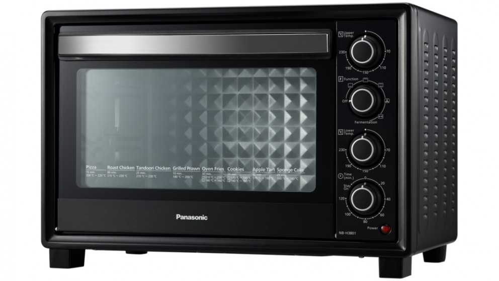 Panasonic 38L Electric Benchtop Oven with Rotisserie