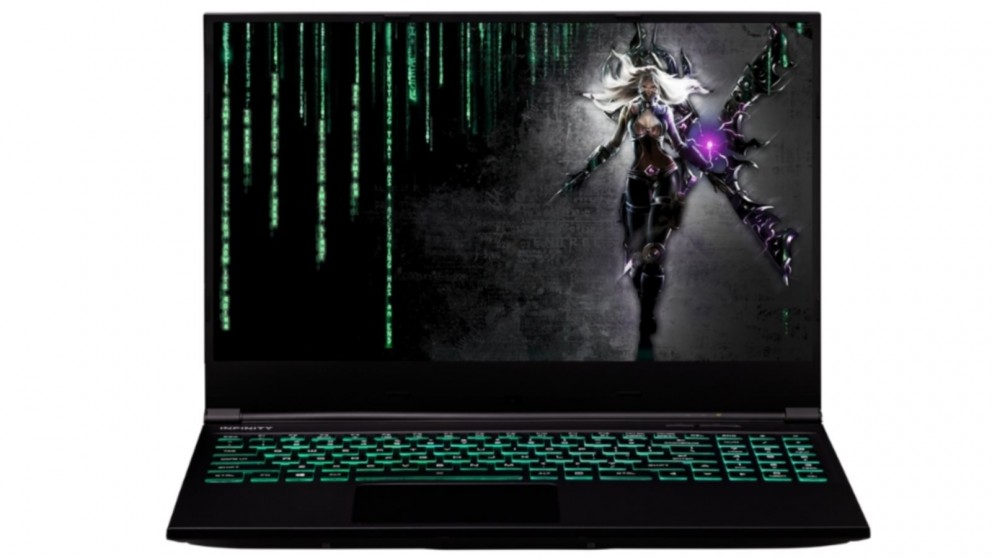 Infinity X5 15.6-inch i7-10750H/16GB/512GB SSD/ GTX1650 4GB Gaming Laptop