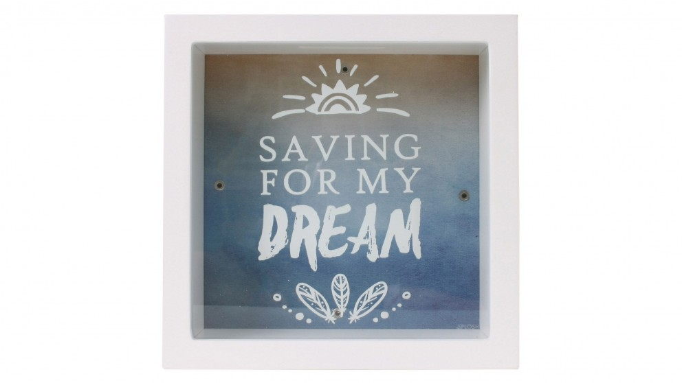 Splosh Saving Fund Change Box
