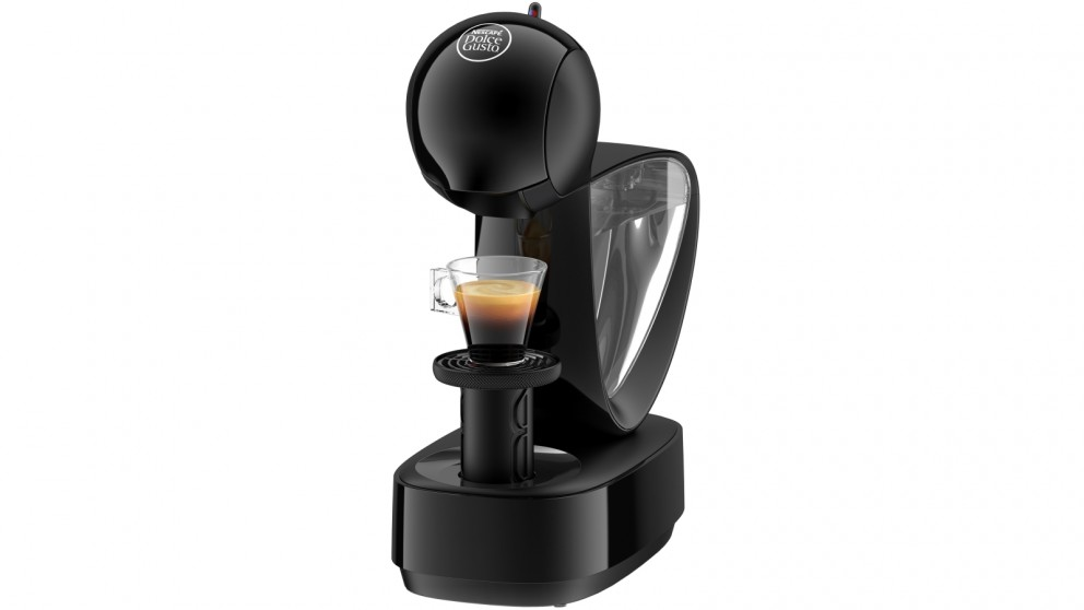 Nescafe Dolce Gusto Infinissima Coffee Machine - Black | Tuggl