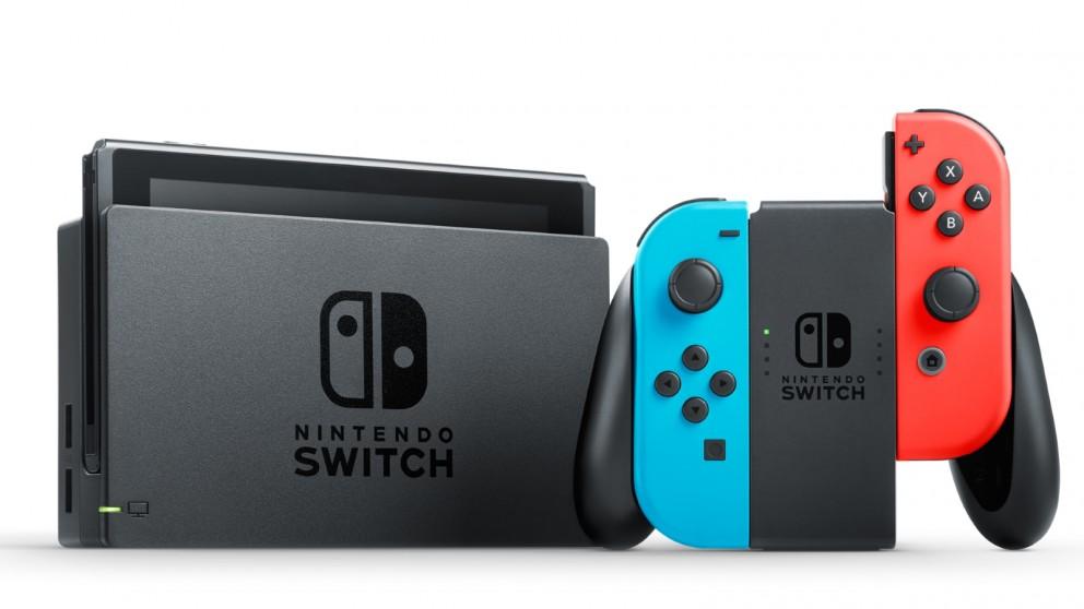 Cheap Nintendo Switch Console Neon Harvey Norman Au