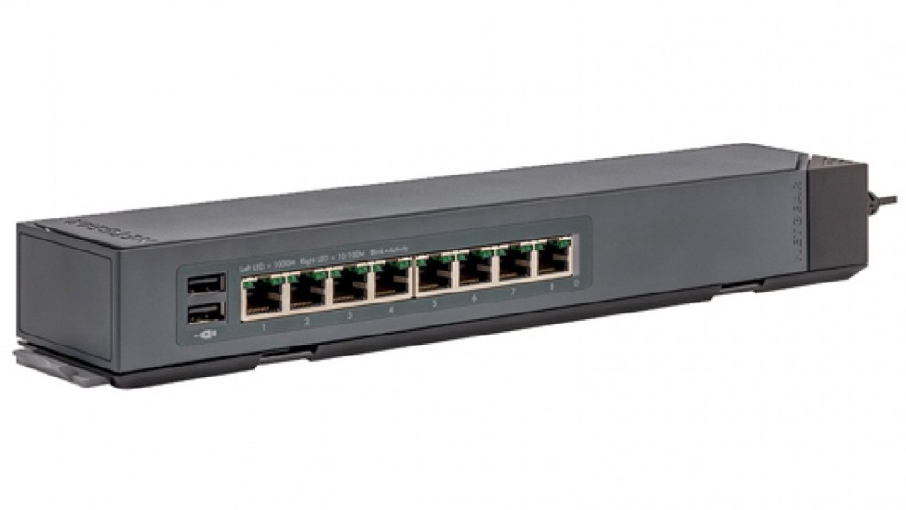 Netgear GSS108E Prosafe 8 Port Switch