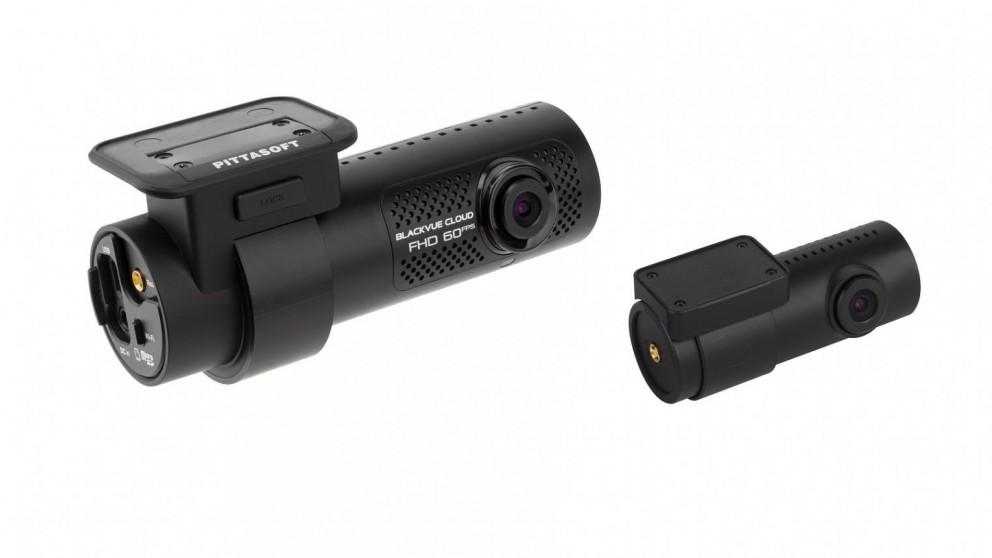 BlackVue DR750X-2CH-PLUS Dash Camera with 128GB SDHC Card