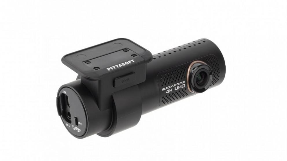 BlackVue DR900X-1CH Dash Camera with 256GB SDHC Card