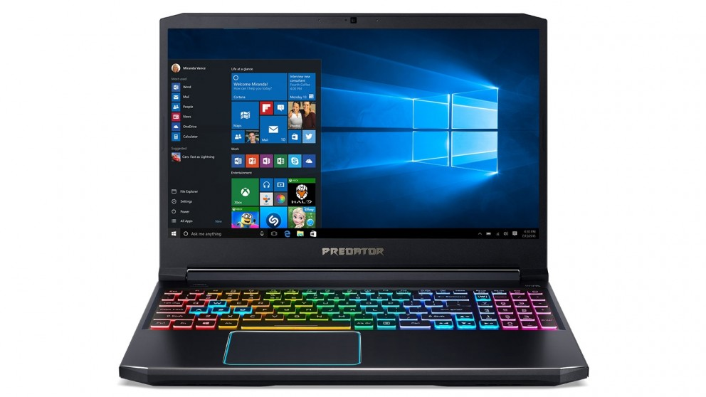 Acer Predator Helios 300 PH315-52-718Q 15 6-inch Gaming Laptop
