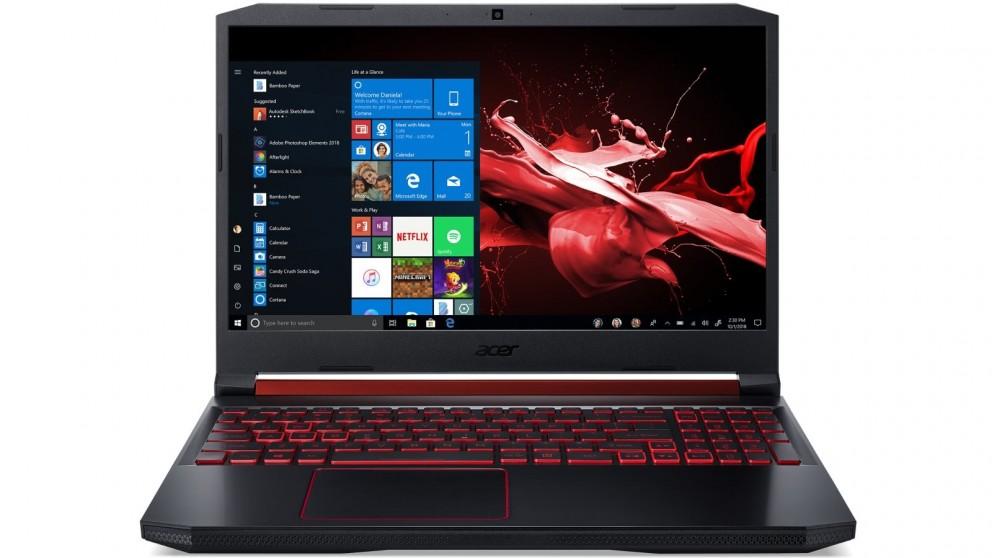 Acer Nitro 5 15.6-inch i5-10300H/8GB/512GB SSD/GTX 1650Ti 4GB Gaming Laptop