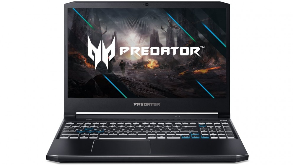 Acer Predator Helios 300 15.6-inch i7-10750H/16GB/512GB/RTX2060 6GB Gaming Laptop